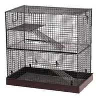Rat, Ferret, Degu & Chinchilla Cages