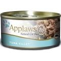 Applaws Cat Can - Tuna Fillet in Broth 70g x 24