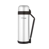 THERMOS STAINLESS STEEL FOOD & DRINK 1.8LTR FLASK
