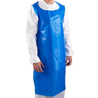 Disposable Heavy Duty Aprons, 500/Case