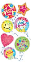 Balloons  Essential Craft Sticker.