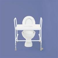 Raised Toilet Seat Frame (Bariatric)