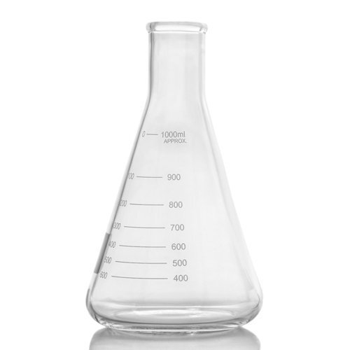 Flask Conical W/Neck 250ml
