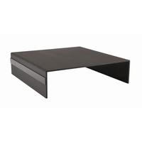 Buffet Risers Black Acrylic 30 x 30 x 8cm