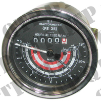Rev Counter Clock