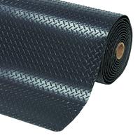 Notrax Cushion Trax Black