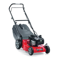 CASTELGARDEN XC48BW Push Lawnmower