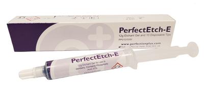PERFECT ETCH-E 12GBLUE, 37% PHOSPHORIC ACID ETCH