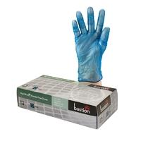 Vinyl Powder Free Gloves Pkt 100
