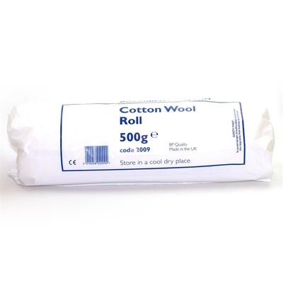 Cotton Wool 500g
