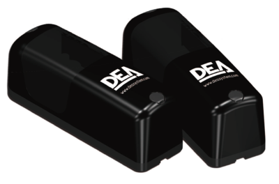 DEA Adjustable Photocells with Battery
