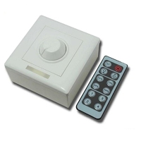 Dimmer infrared | DIMMER IR 1 Channel with 12 Buttons control
