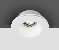 GYPSUM Round Trimless Fixed Downlight | LV1202.0019