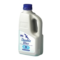 Elsan Double Blue Toilet Fluid, 1 Litre