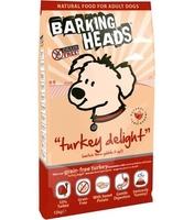 Barking Heads Adult Dog Turkey Delight Grain Free 12kg