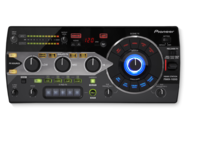 Pioneer RMX-1000-K (Black) | 3-in-1 remix station for editing, performing and controlling for VST/AU/RTAS plug-ins (black)