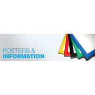 Posters and Information Safety Signs