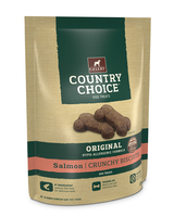 Gelert Country Choice Dog Treat Salmon 225g x 10