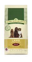 James Wellbeloved Adult Dog - Lamb & Rice 15kg