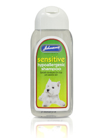 Johnson's Sensitive Hypoallergenic Shampoo 200ml x 6