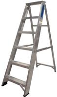 Lyte Class One -  Swingback 5 Step Platform Ladder