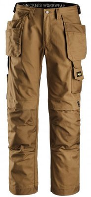 SNICKERS 3214 Canvas Holster Work Trousers