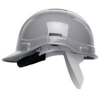 GREY Elite Scott Protector Safety Helmet