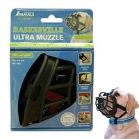 Baskerville Ultra Muzzle - Size 6 x 1