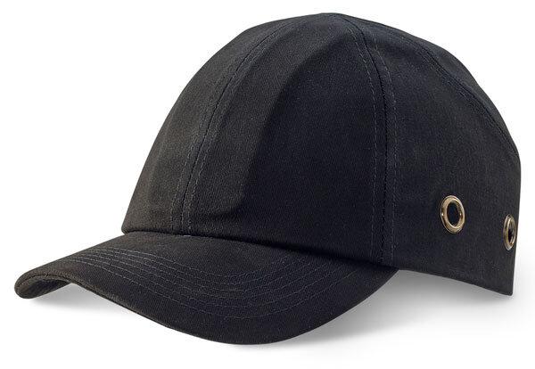 B-Brand Safety Baseball Cap - Black
