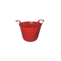 Flexi Tub 14L Small Red