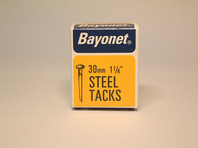 Bayonet Blued Tacks 30mm 40g