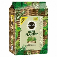 MIRACLE-GRO GRO YOUR OWN HERB PLANTER 8 LITRE