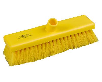 B849 Flat Sweep Broom Soft Crimped 300x75mm