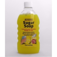 Bartoline Sugar Soap Liquid Concentrate 500ml