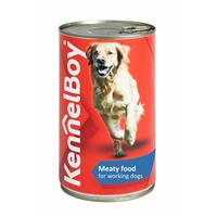 Kennelboy Meaty Cans 400g x 12