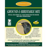 Johnston & Jeff Ground & Table Mix 12.75kg [Zero VAT]