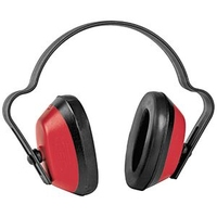 ECONOMUFF EAR DEFENDER EN352-1 RED