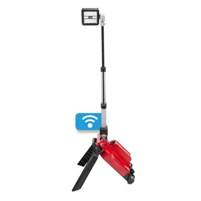 Milwaukee M18ONERSAL M18™ ONE-KEY™ LED REMOTE STAND AREA LIGHT