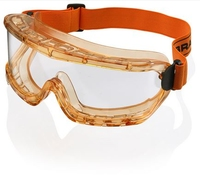 B-BRAND Premium Goggles with Amber Frame