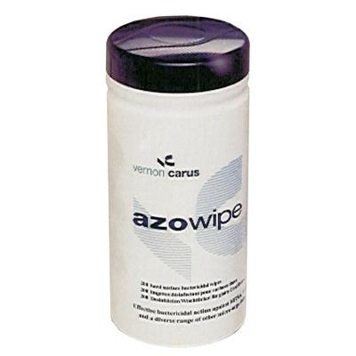 Azowipe Hard Surface Bactericidal Wipes (200)