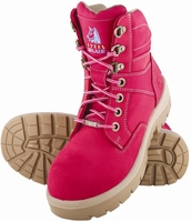 Steel Blue Southern Cross Women's Lace Up Ankle Boots