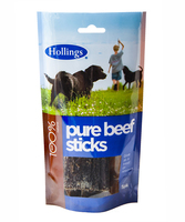 Hollings Pure Beef Sticks 5-Pack x 15