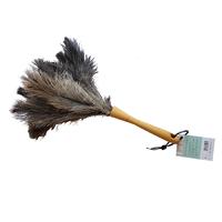 "Rushmere Premium Wooden Handle Ostrich Duster Medium 15"""