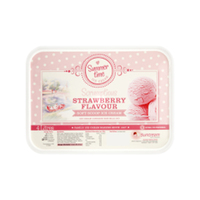 Summertime Strawberry Ice Cream 4ltr