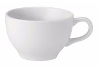 Pure White Cappuccino Cup 8oz (23cl)