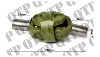 Front Axle Joint Assembly