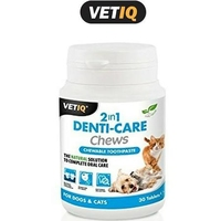 VETIQ 2 in 1 Denti-Care Chews 30 tab x 1