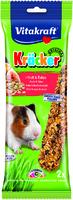 Vitakraft Guinea Pig Fruit & Flakes Kracker 112g x 5