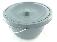 Spare Commode Pot for Mobile Commode
