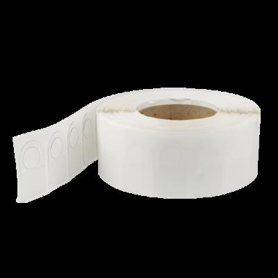 SHOPWORX Round Hole Hang Tabs (Roll 1k)